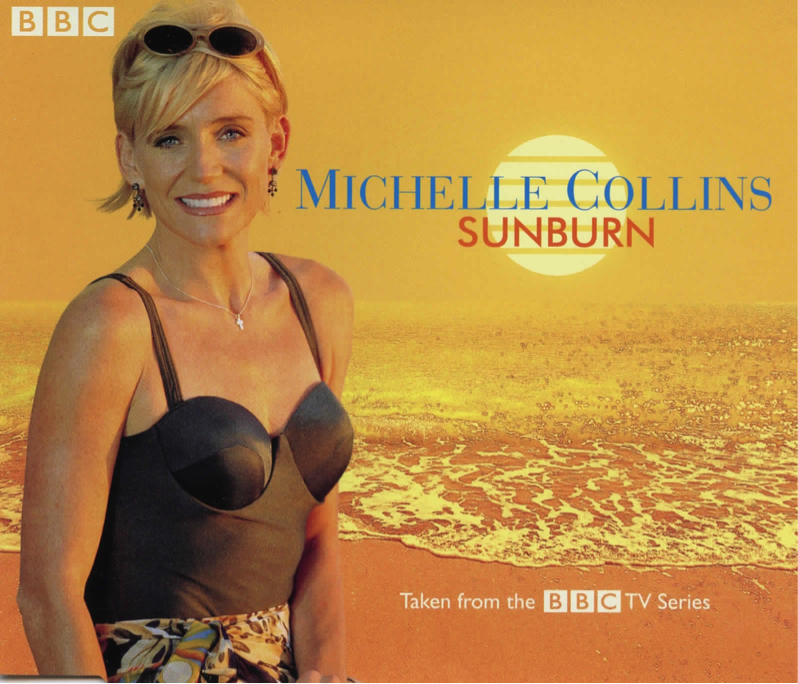Michelle Collins - Sunburn - BBC