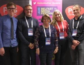 Thank you Belfast Media Festival