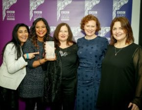 A Tale of Two Cities Wins a BBC Audio Drama Award