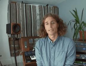 Tom Adams talks about 'Dark Light (feat. Tom Adams)' by IN-IS